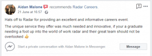 Careers Cafe review